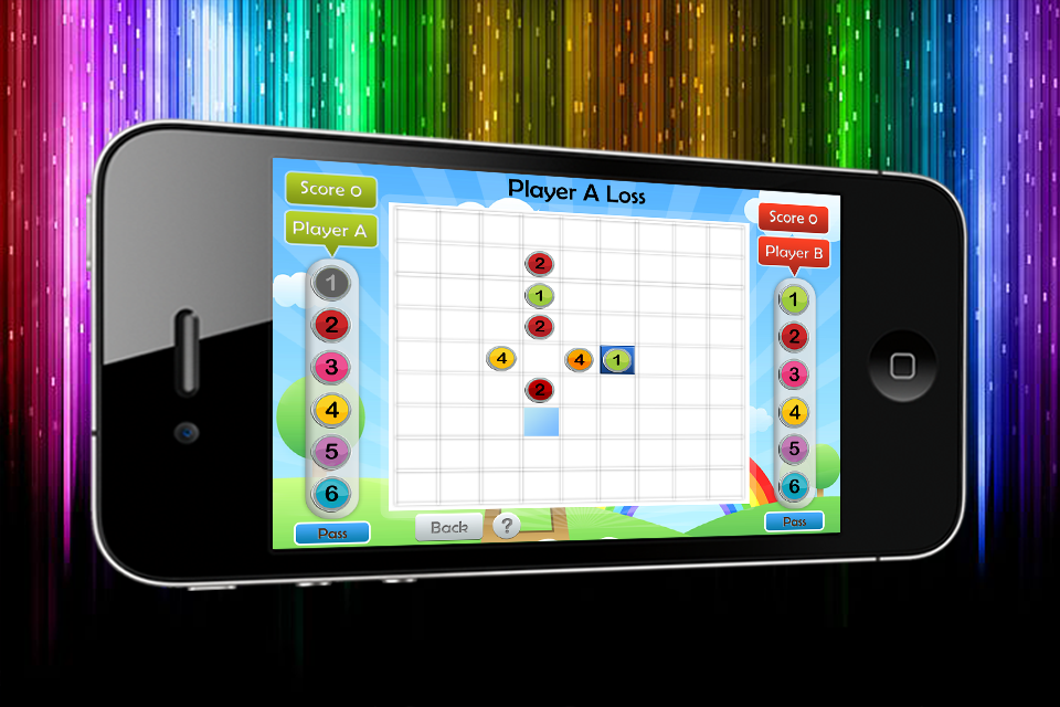 Screenshot iNumbers Game